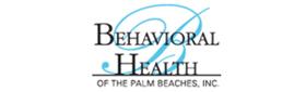 Behavioral Health Palm Beach